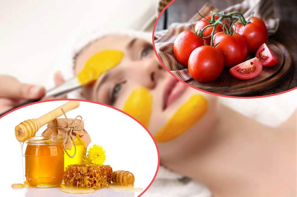 Cách chữa nám bằng mật ong và cà chua