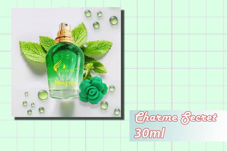 Nước hoa vùng kín Charme Secret lọ 30ml