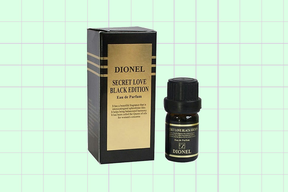 Nước hoa Dionel Secret Love Black Edition ( màu đen)