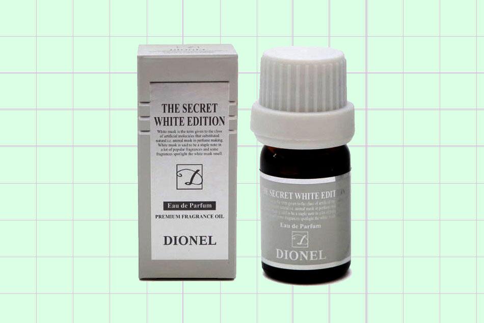Nước hoa Dionel Secret Love White Edition ( màu trắng)