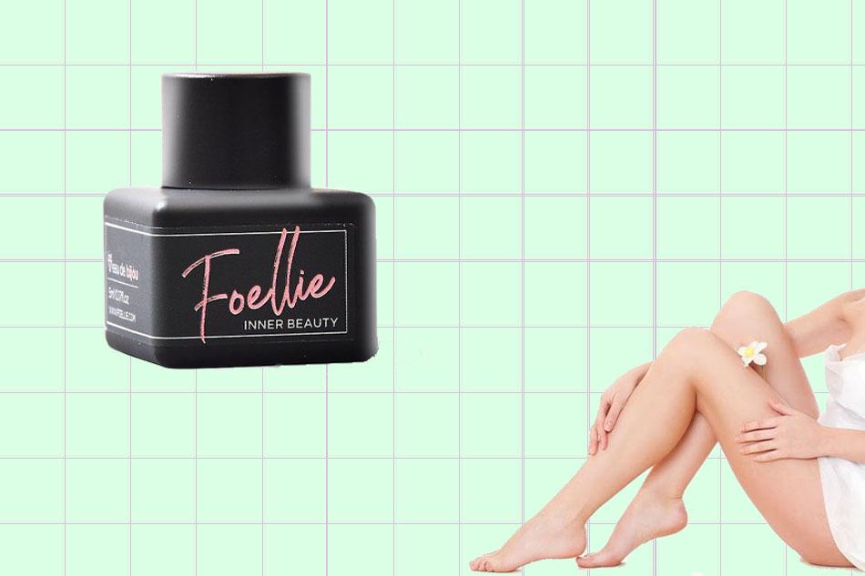 Foellie Eau de Bijou (màu đen): hương thơm quyến rũ