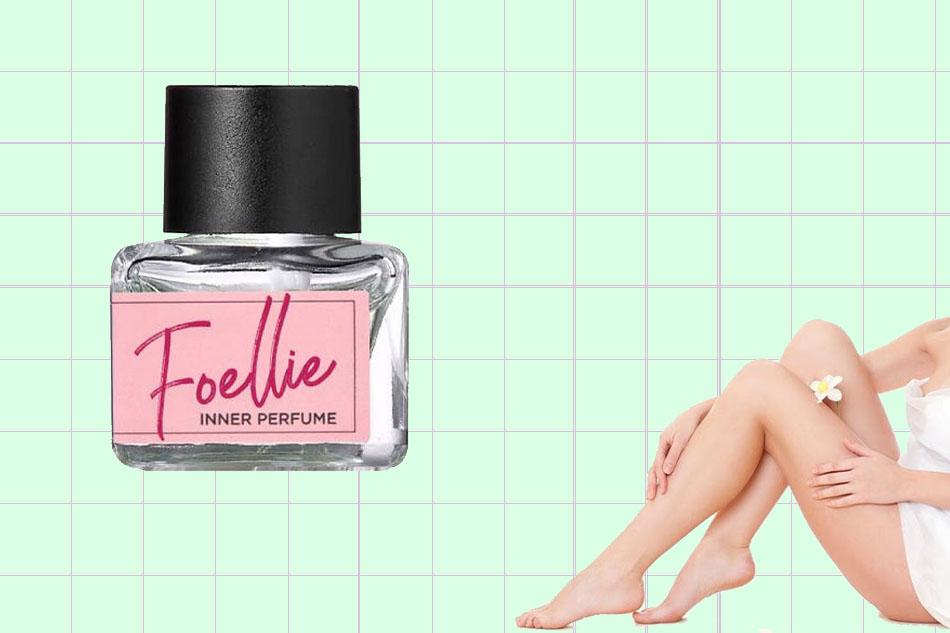 Foellie Eau de Fleur (màu hồng): mùi hương hoa ngọt ngào