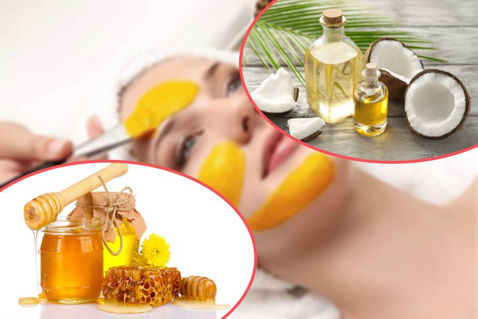 Công thức trị nám bằng mật ong và dầu dừa
