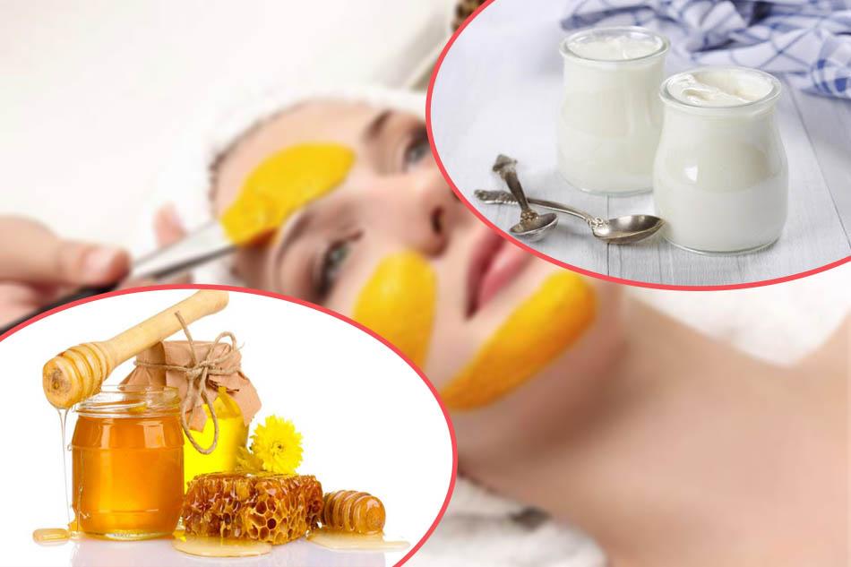 Công thức trị nám từ mật ong và sữa chua