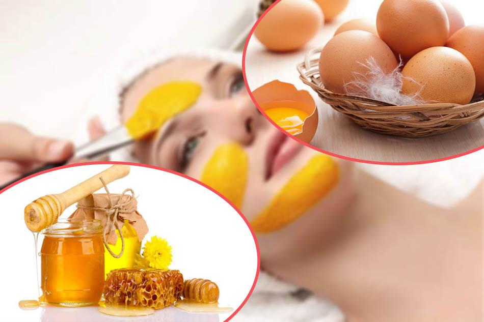 Công thức Trị nám từ mật ong và trứng gà